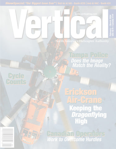 Vertical - February/March 2004 (V3I1)
