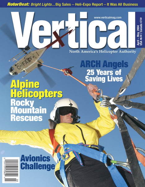 Vertical - April/May 2004 (V3I2)