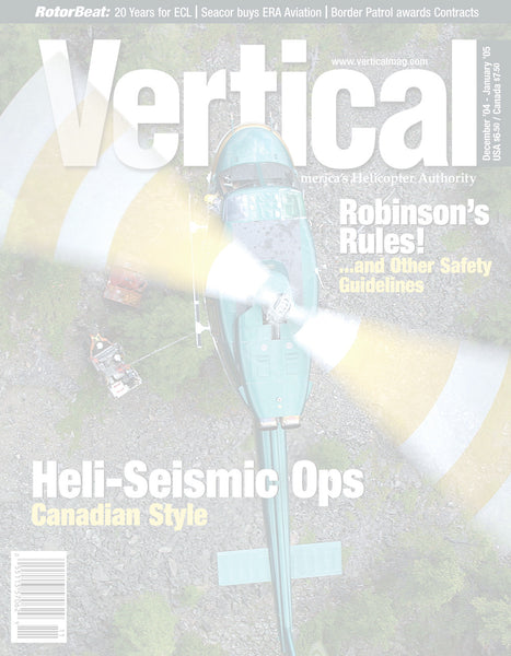 Vertical - December/January 2004 (V3I6)