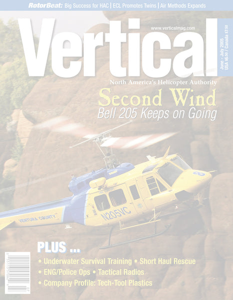 Vertical - June/July 2005 (V4I3)