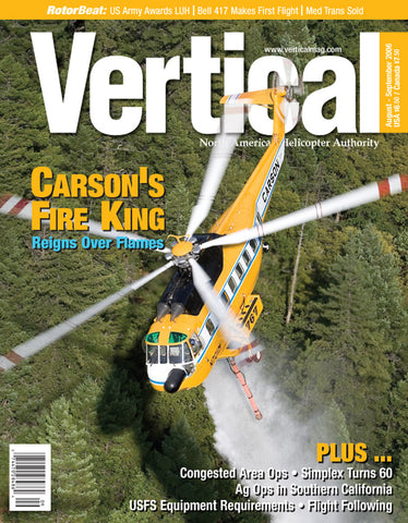 Vertical - August/September 2006 (V5I4)