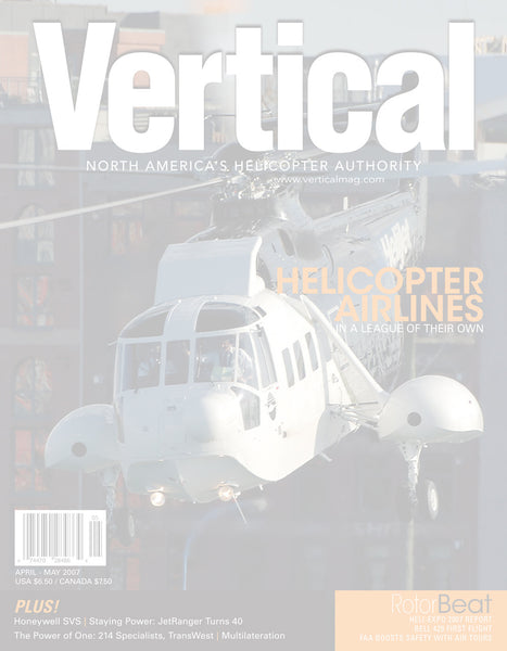 Vertical - April/May 2007 (V6I2)