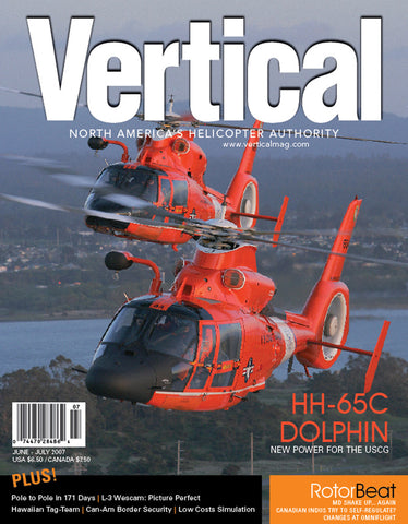 Vertical - June/July 2007 (V6I3)