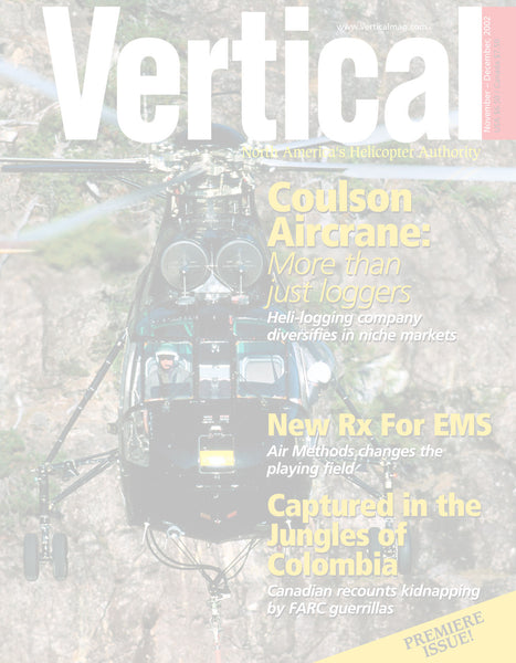 Vertical - Premiere Issue