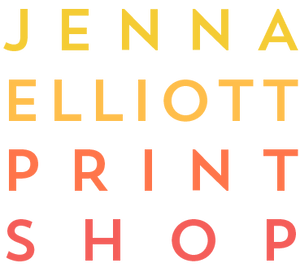 Jenna Elliott Print Shop