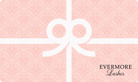 Evermore Lashes Gift Card