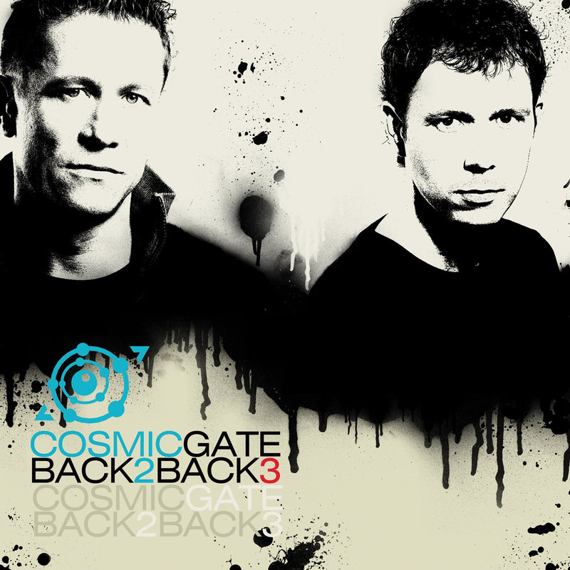 Cosmic Gate Back 2 Back 3