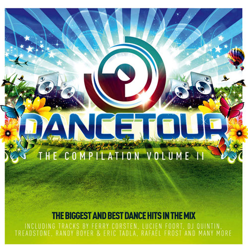 Dancetour The Compilation Volume 2