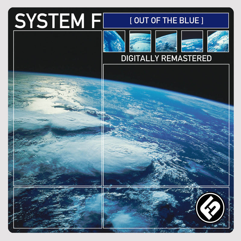 System F - Out Of The Blue Remastered