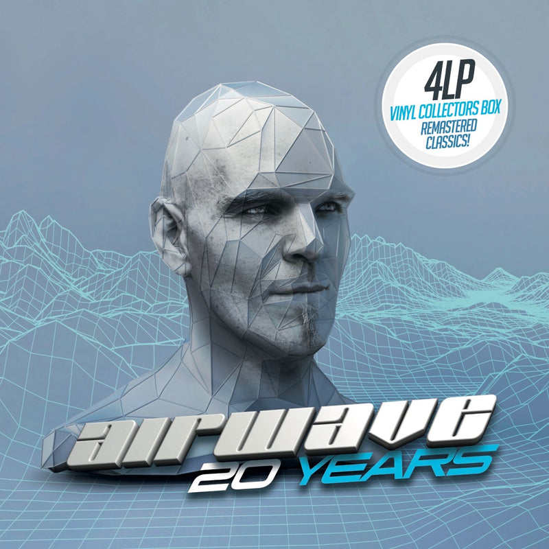 Airwave 20 Years Remastered Classics, 4 x Colored Vinyl Box