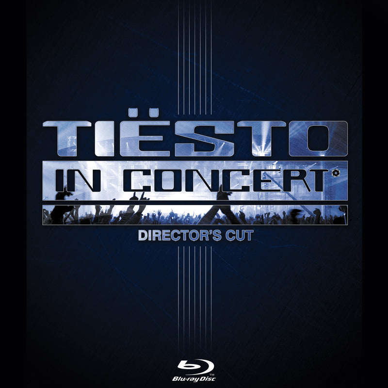 Tiësto In Concert (Director's Cut) Blu-ray (PAL)