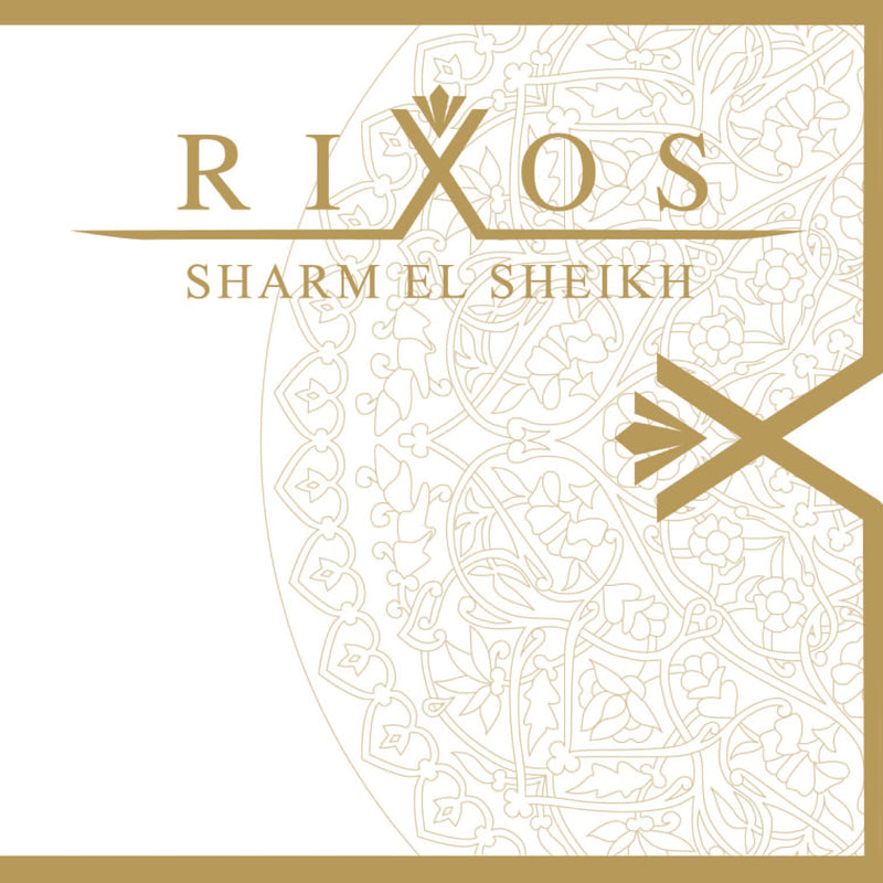 Rixos Sharm El Sheikh, mixed by Cadash Cort