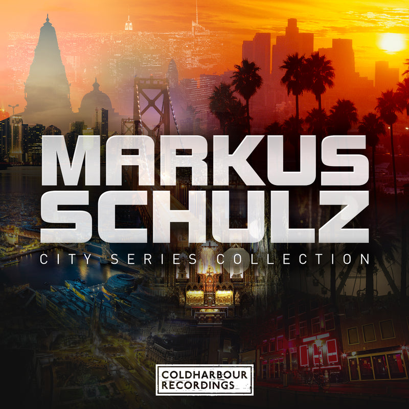 Markus Schulz - City Series Collection