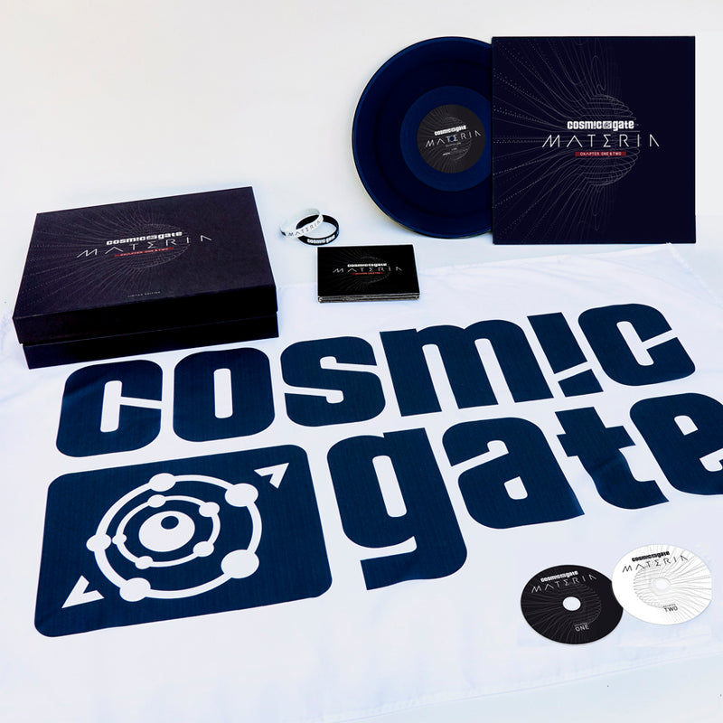Cosmic Gate Materia Limited Box Set