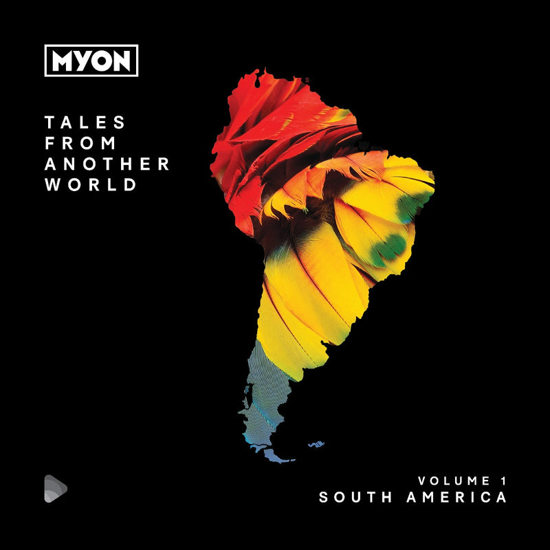 Tales From Another World: Volume 1 South America