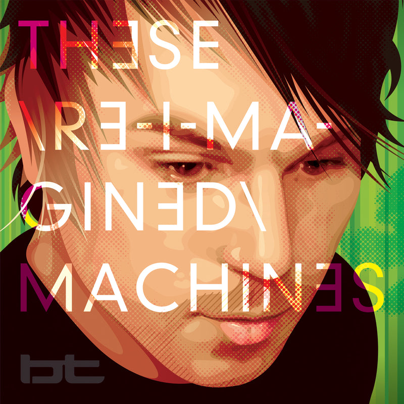 BT - Complete Limited Edition Signed Box Set - These Re-Imagined Machines.