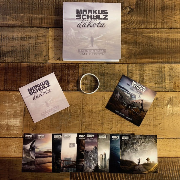 Markus Schulz - The Nine Skies Box Set