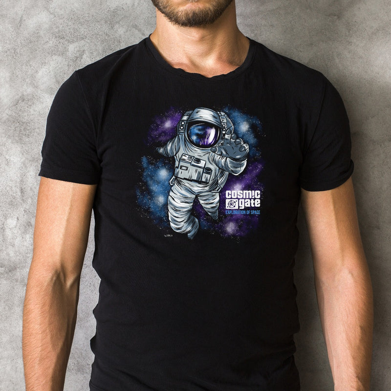 Cosmic Gate - Exploration Of Space T-shirt