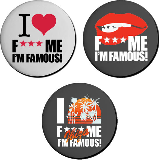 FMIF Button Set (8)