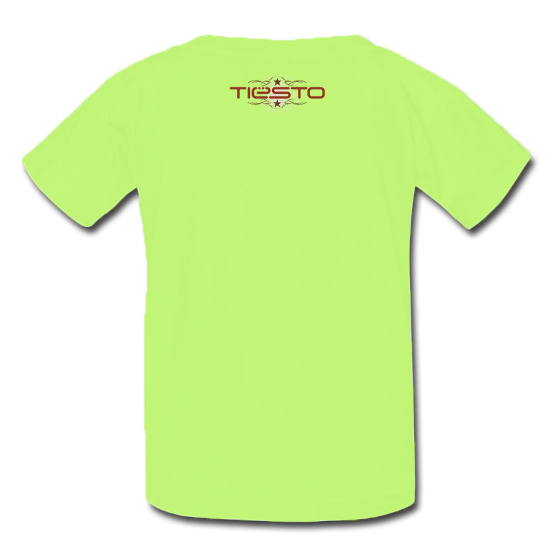 Tiësto Flight 643 T-shirt Kids