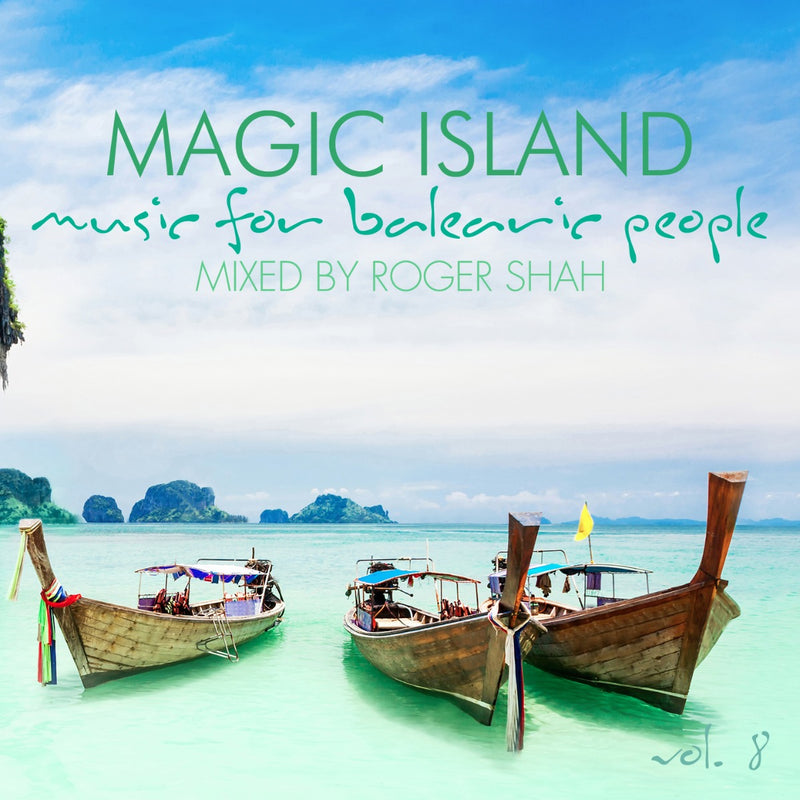 Roger Shah - Magic Island Vol. 8