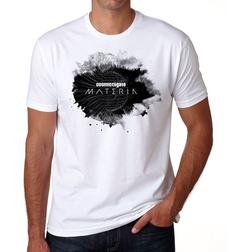 Materia White Limited Edition T-shirt