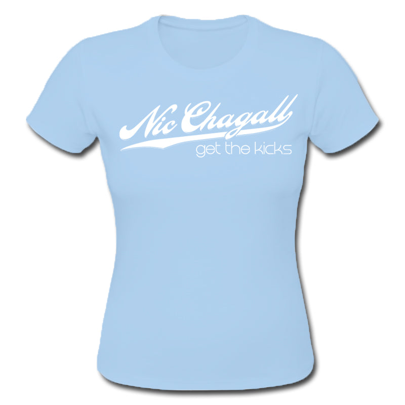 Get The Kick T-shirt  Women