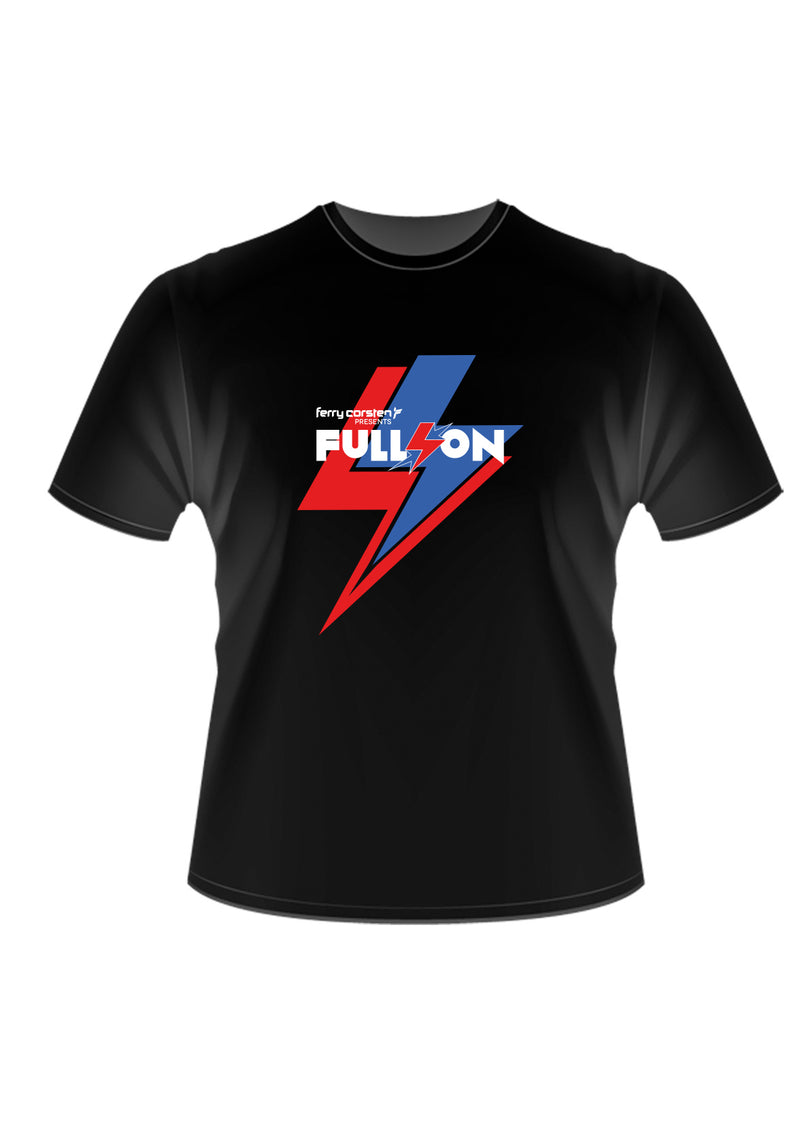 Full On Ferry T-shirt (Black)