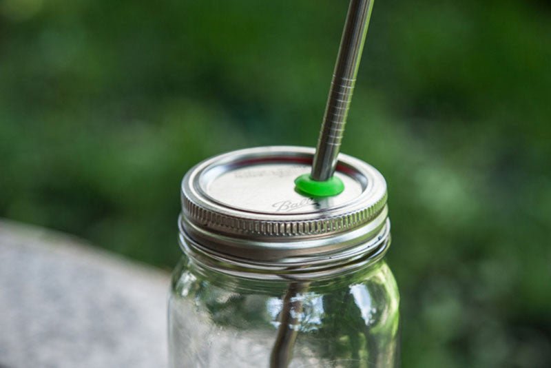 Vintage Moon - Mason Jar Cup To Go