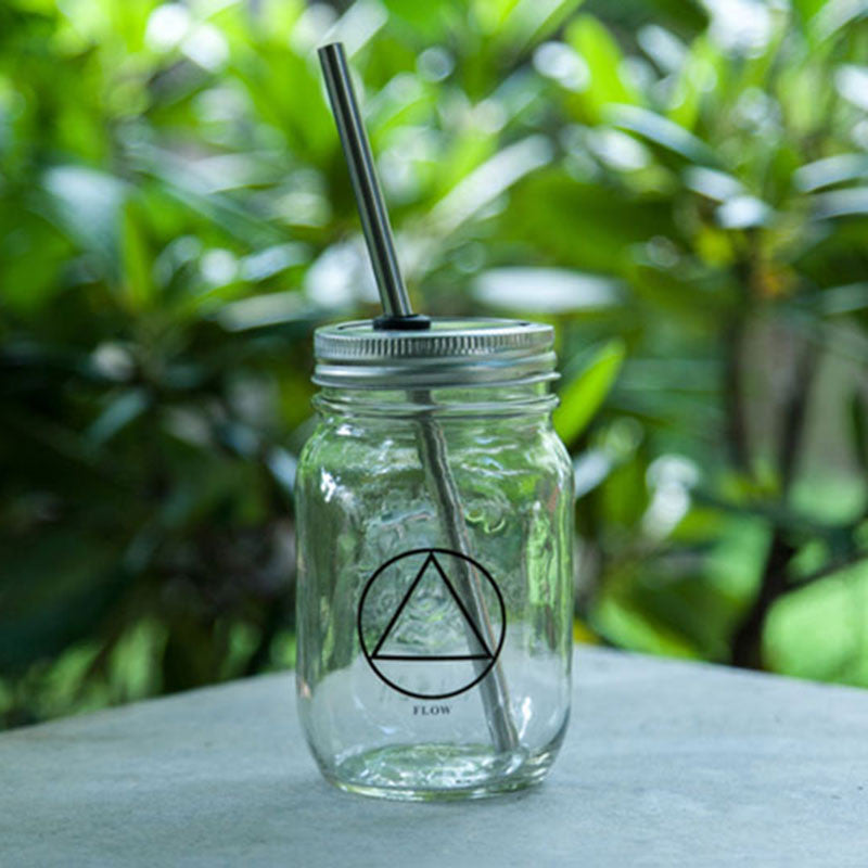 Flow - Mason Jar Cup To Go