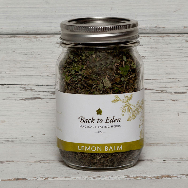 Lemon Balm - Good Spirits