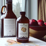 Organic Apple Cider Vinegar With Mother - 1 L