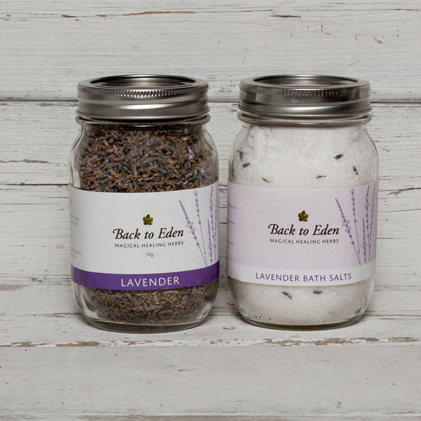 RELAX - Lavender Duo Gift Set
