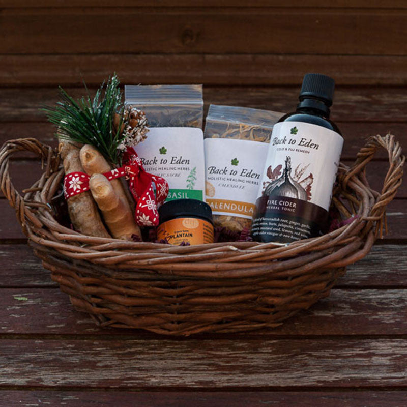 Winter Wellness Gift Package - Fire Cider Herbal Tonic