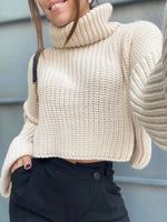 Crop coltrui - Beige