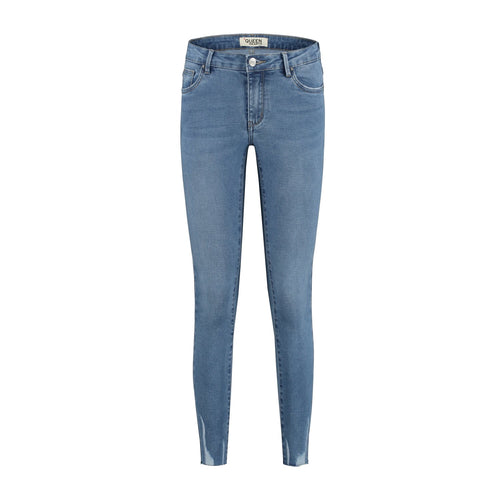 Queen heart jeans - Blauw 2.0