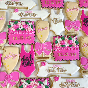 'Bride Tribe' Bridal Shower Sugar Cookie Set