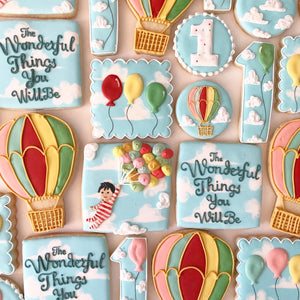 Wonderful Things Sugar Cookie Set