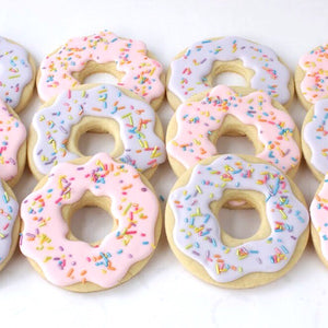 Donut Sugar Cookie Set