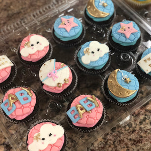 Fancy Custom Cupcakes (Click to view additional fancy designs)