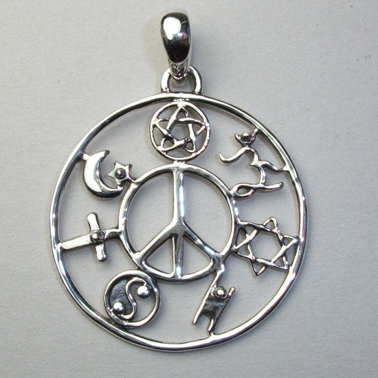 COEXIST Necklace