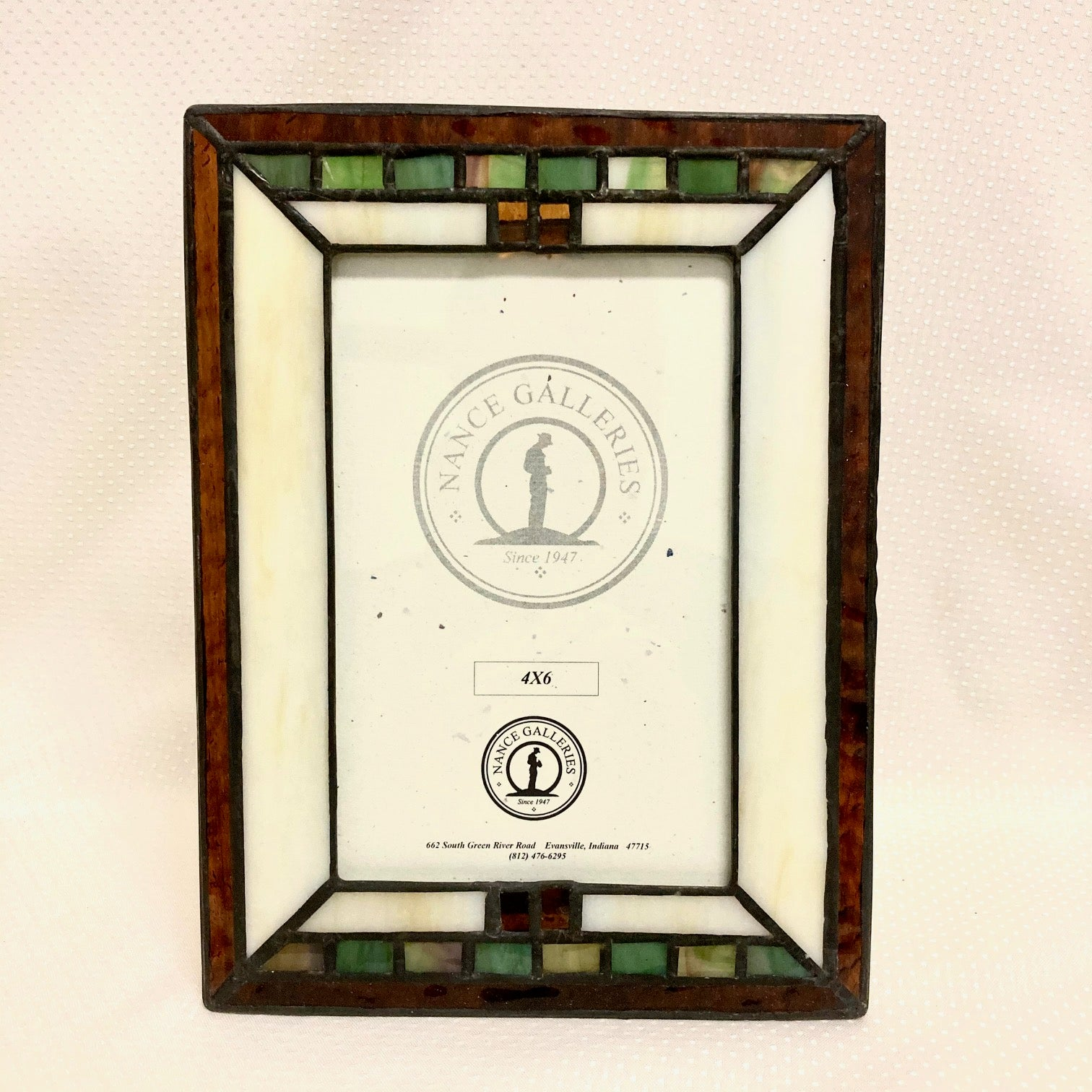 Arts & Crafts Frame 4X6