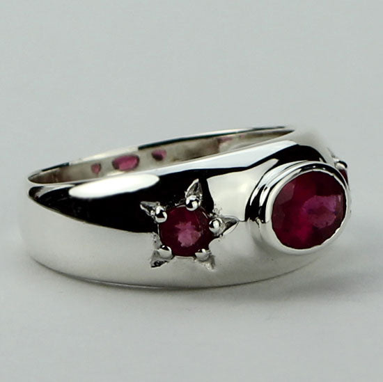 Tourmaline Starlight  Ring