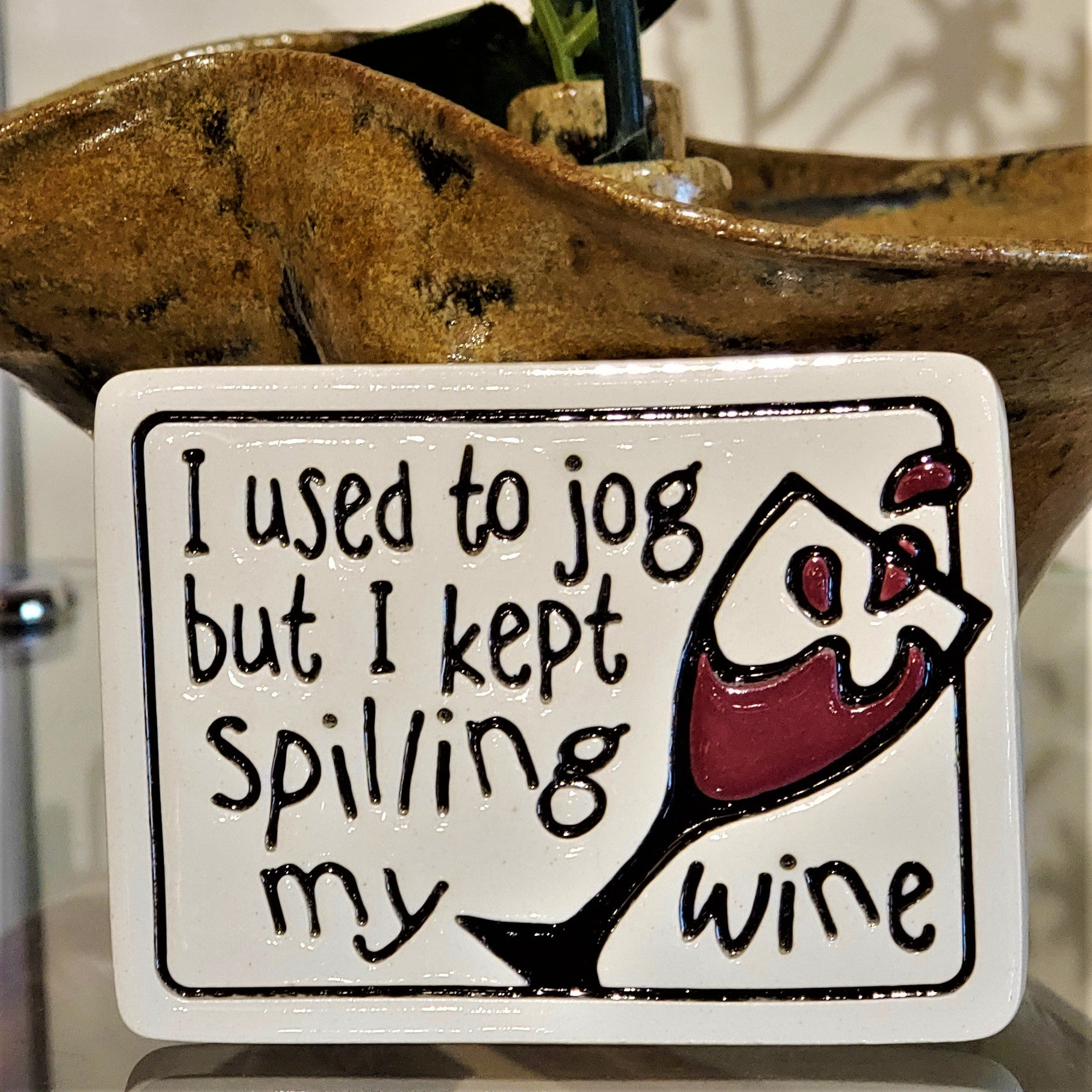 Wine Lovers Magnet