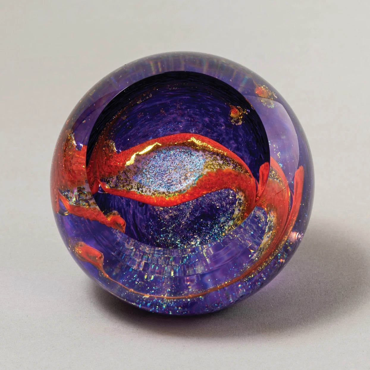 Celestial God's Eye Paperweight