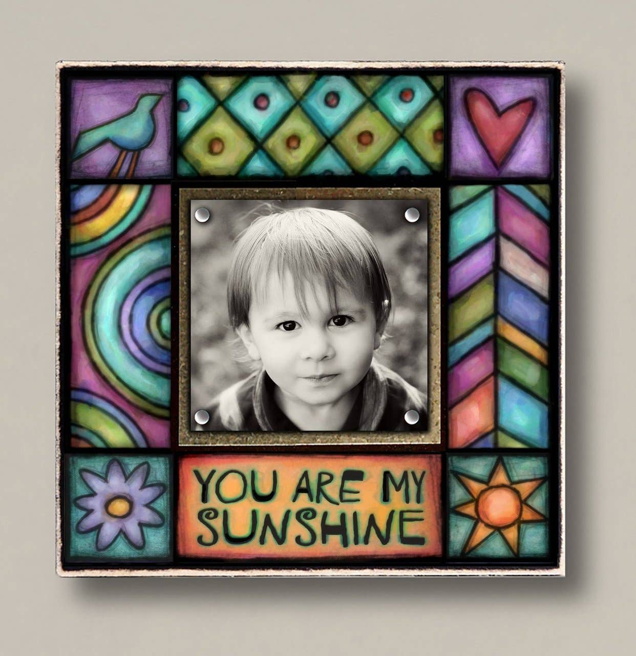 """You Are My Sunshine"" Photo Frame"