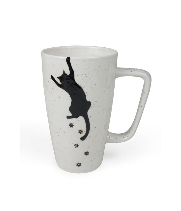 Kitty Paw Print Mug