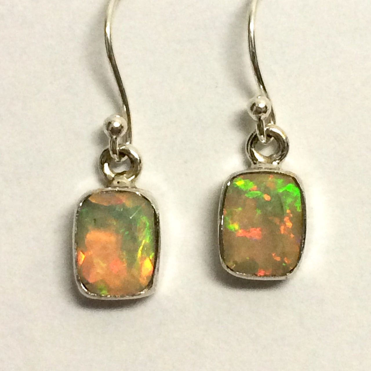 Welo Opal Earrings