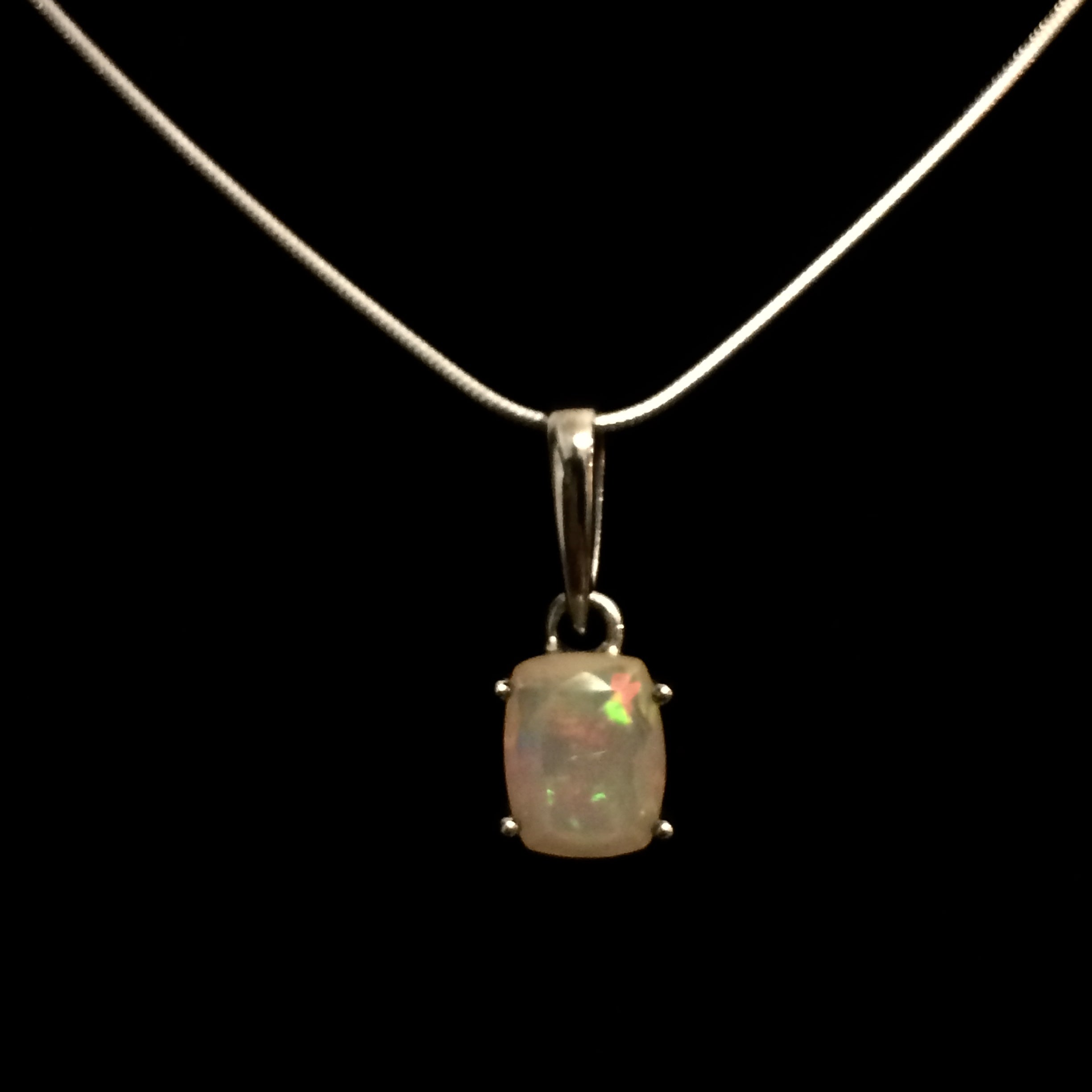 Welo Opal Necklace