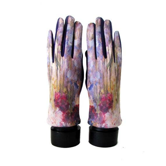 Monet's Garden  Gloves